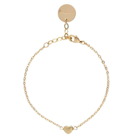 taudrey collab shine collection the bachelor tenley molzahn leopold thankful heart bracelet gold heart detail