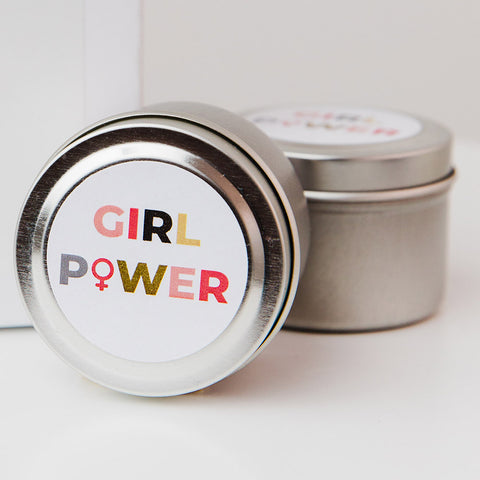 taudrey girl power lavender essential oil candle