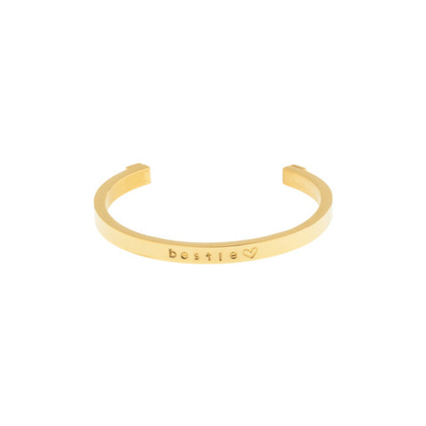 taudrey kids show and tell personalized gold cuff bracelet
