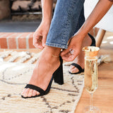 tenley molzahn leopold the bachelor taudrey jewelry collaboration shine collection adjustable gold anklet with rows of mirco disc chain