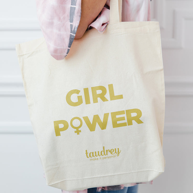 Girl Power Tote