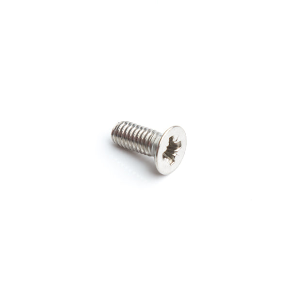 M4 x 10mm CSK screw