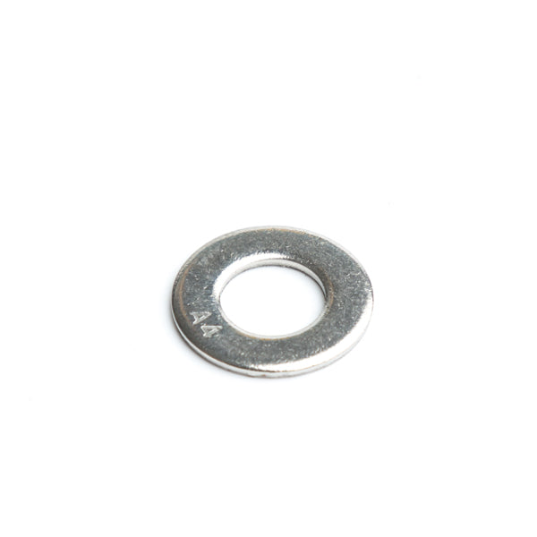 M8 x 16 x 1.2mm flat washer S/S