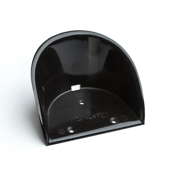 0024 Stretcher Heel Cup comes in black or white
