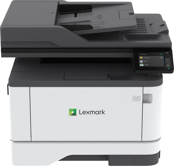 Lexmark MX331adn - Multifunction printer - B/W - laser - 8.5 in x 14 in (original) - A4/Legal (media) - up to 38 ppm (copying) - up to 38 ppm (printing) - 350 sheets - 33.6 Kbps - USB 2.0, LAN with 1 year Advanced Exchange Se-29S0150