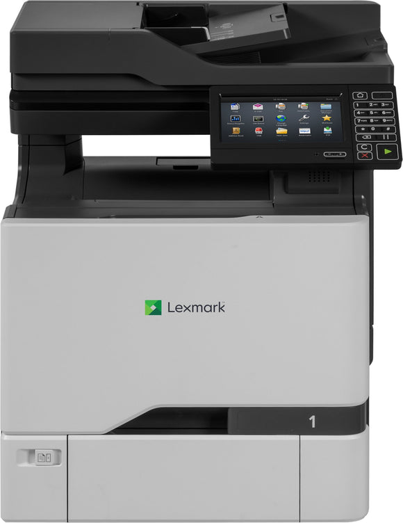 The Lexmark XC4143  COLOR LASER Mult-function Printer-40C9640