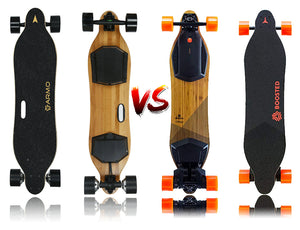 Best Electric Skateboard: Armo Electric Skateboard VS Boosted Board Gen 2