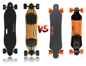 Armo board VS Juiced board