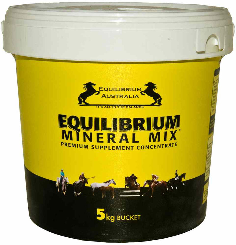 Equilibrium Mineral Mix Yellow 5kg