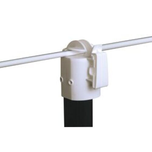Steel Post Topper Insulator (Pack 10)