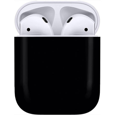 Normout Skin Black | Apple Airpods Gen. 1 | Normout.com