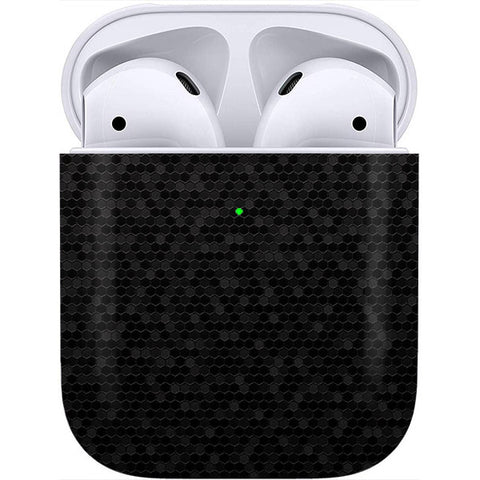 Normout Skin Honeycomb Black | Apple Airpods Gen. 2 | Normout.com