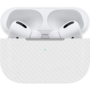 Normout Skin Carbon White | Apple Airpods Pro | Normout.com