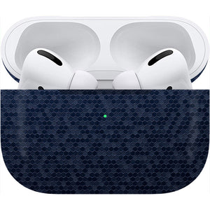 Normout Skin Honeycomb Blue | Apple Airpods Pro | Normout.com