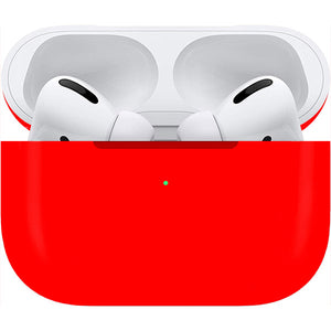 Normout Skin Hot Red | Apple Airpods Pro | Normout.com