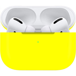 Normout Skin Yellow | Apple Airpods Pro | Normout.com