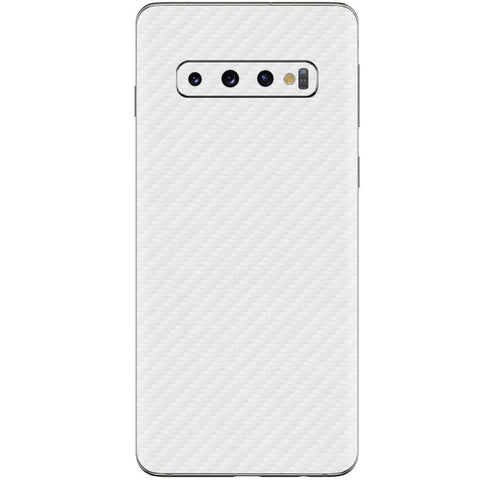 Normout Skin Carbon White | Samsung Galaxy S10 Plus | Normout.com