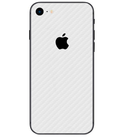 Normout Skin Carbon White | Apple iPhone 8 | Normout.com