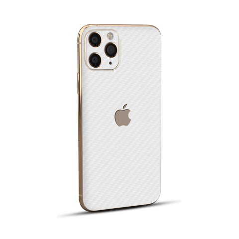 Normout Skin Carbon White | Apple iPhone 11 Pro Max | Normout.com