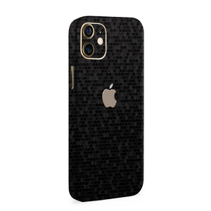 Normout Skin Honeycomb Black | Apple iPhone 12 Mini Skin | Normout.com