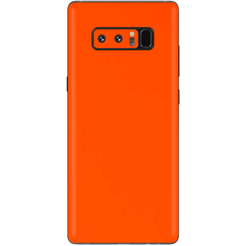 Normout Skin Orange | Samsung Galaxy Note 8 | Normout.com