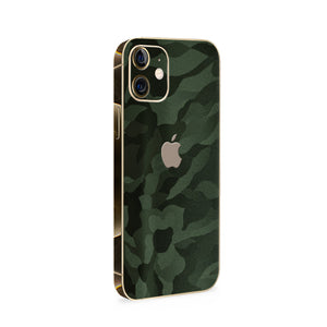 Normout Skin Phantom Green | Apple iPhone 12 Mini Skin | Normout.com