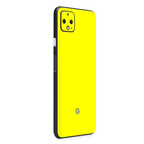 Normout Skin Yellow | Google Pixel 4 | Normout.com