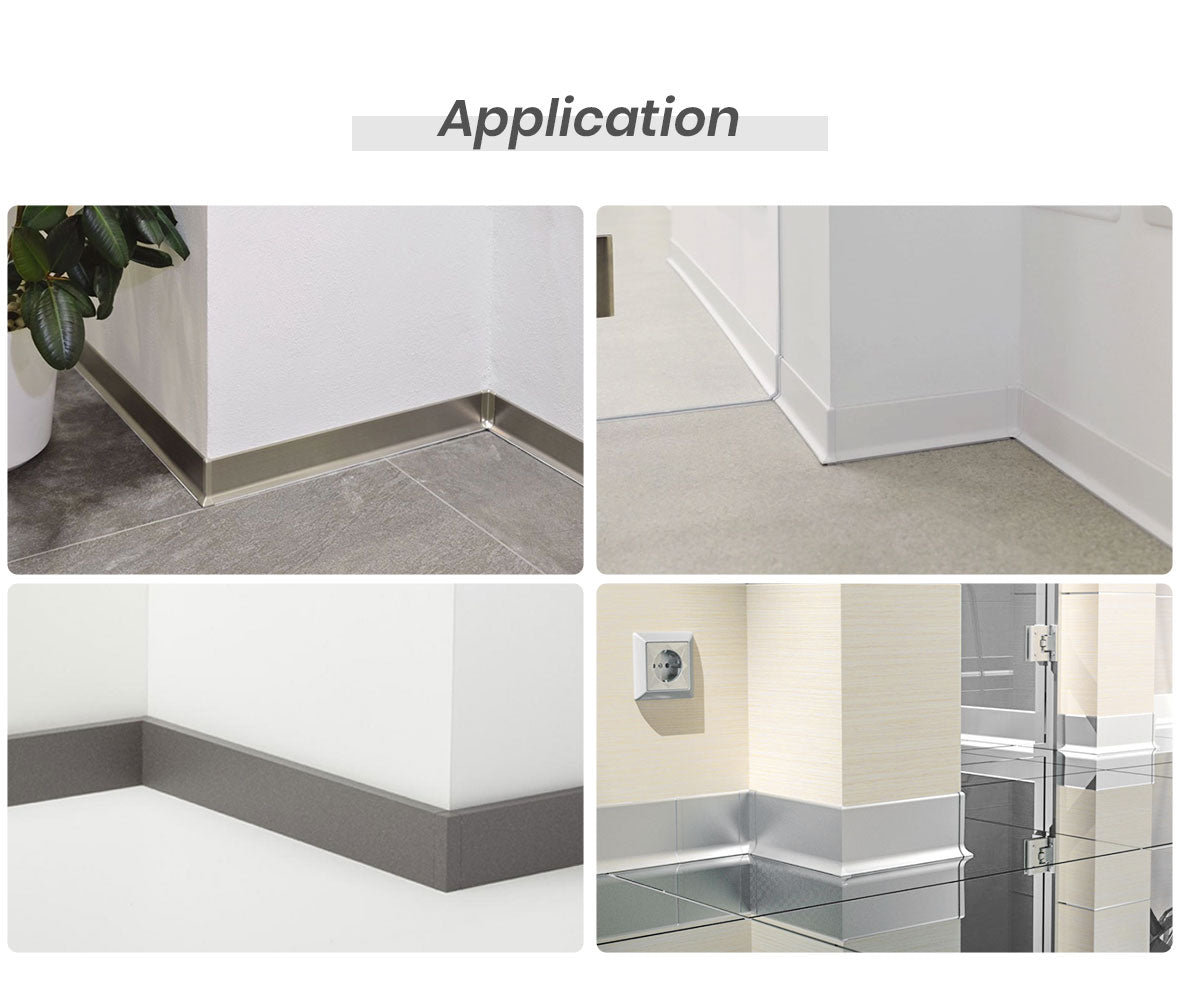 skirting board application