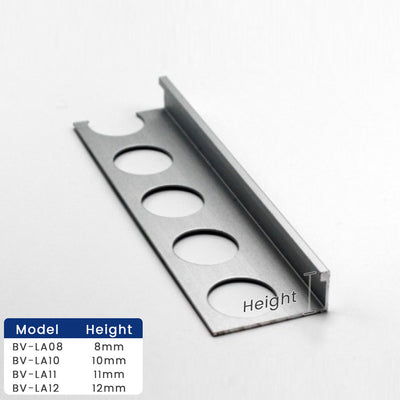 L-shaped Tile Trim - BV-LA08 - brovie