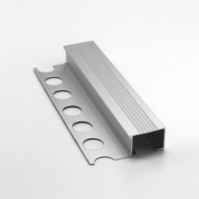 Square Shape Stair Nosing Strip-BV-SG12 - brovie