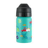 Racing car 350ml drink bottle