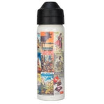 600ml  Drink Bottle - Leak-Free - Bon Voyage