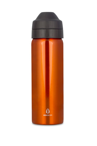 600ml Bottle - Orange Citrine