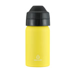 Ecococoon 350ml yellow leak free drink bottle