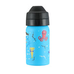 Sea creatures water bottle 350ml