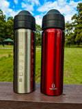 Ecococoon large 600ml bottles - leak free