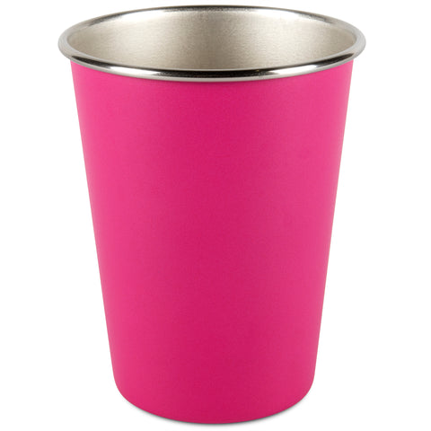 Coloured Stainless Steel Cup - All Colours