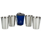 Stainless Steel Cup Set - Urban Chic