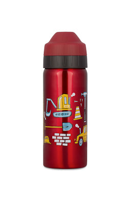 Ecococoon 500 ml stainless steel vacuum insulated drink bottle - Construction