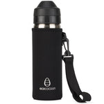 Large Bottle Cuddler - BLACK