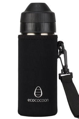 Medium Bottle Cuddler - BLACK