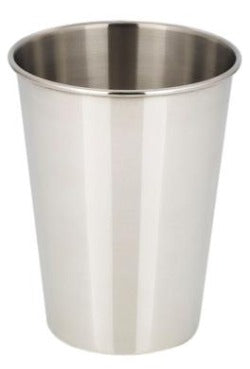 Stainless Steel Cup - High Polished