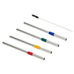 Stainless Steel Straw Set - MAI TAI