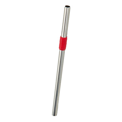Stainless Steel Straw - Red Ruby