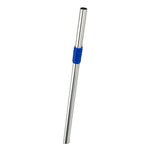 Stainless Steel Straw - Sapphire Blue