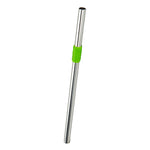 Stainless Steel Straw - Spring Green