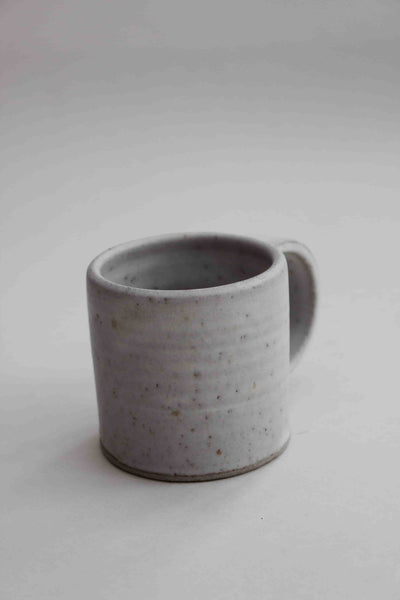 Stoney White Handmade Ceramic Mug