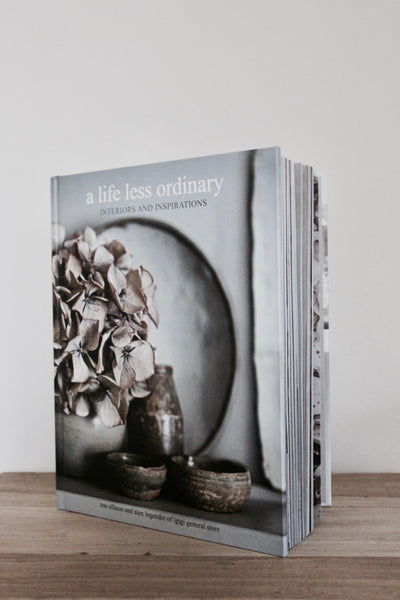 Book: A Life Less Ordinary - Interiors and inspirations
