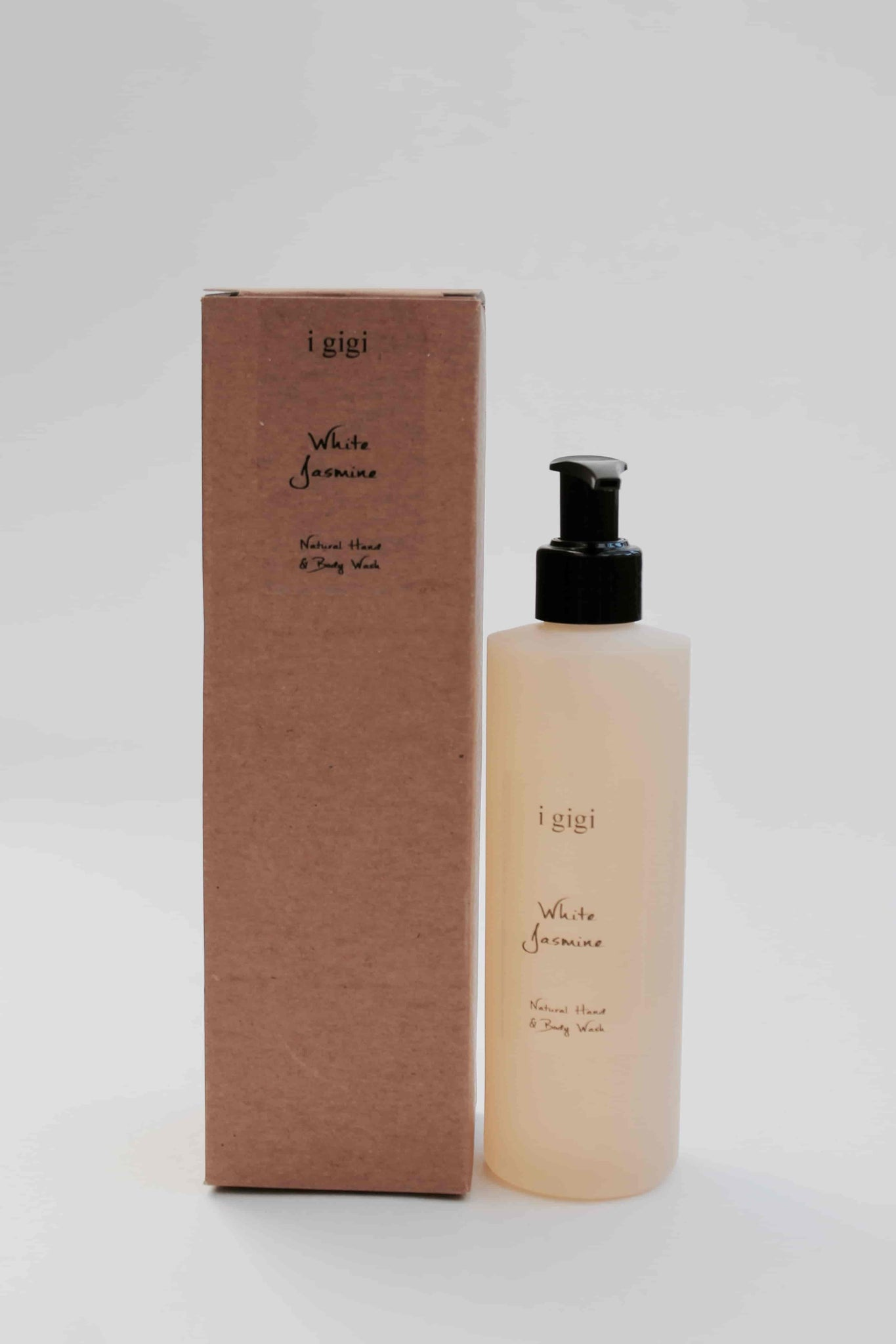 i gigi White Jasmine Natural Hand & Body Wash