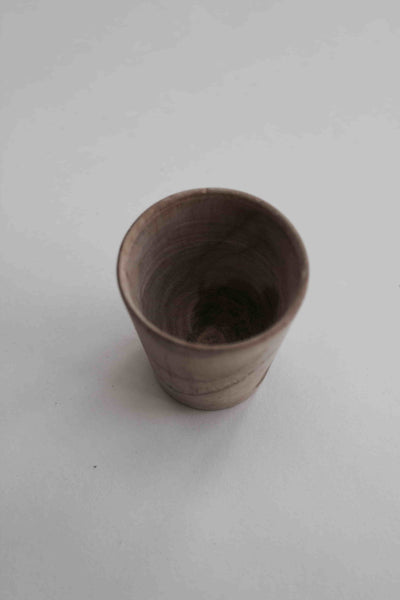 Untreated New Teak Egg Cup